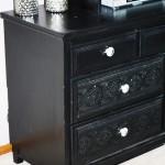 Paintable Wallpaper Dresser