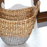 Painted Basket Project