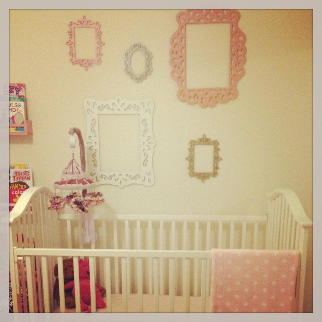 Lucy's California Nursery/Guest Room - www.refashionablylate.com