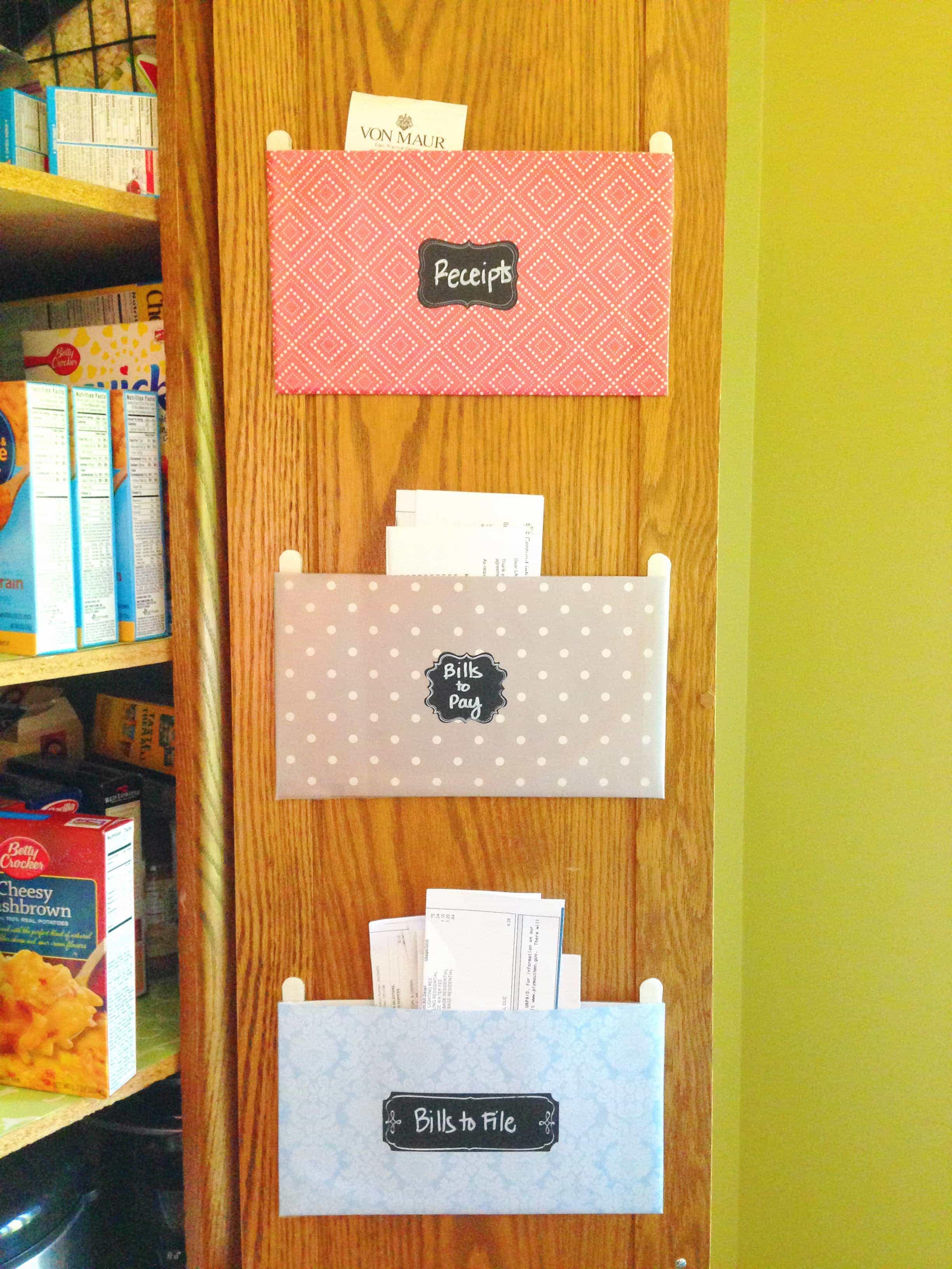 Kitchen Organizer - www.refashionablylate.com