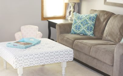 Extreme Makeover Ottoman 12