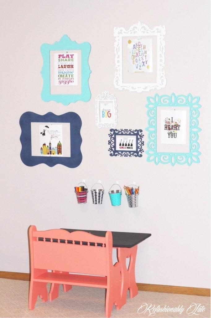 Lucy's Art Center - www.refashionablylate.com