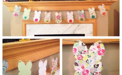 Easter Bunny Banner 5