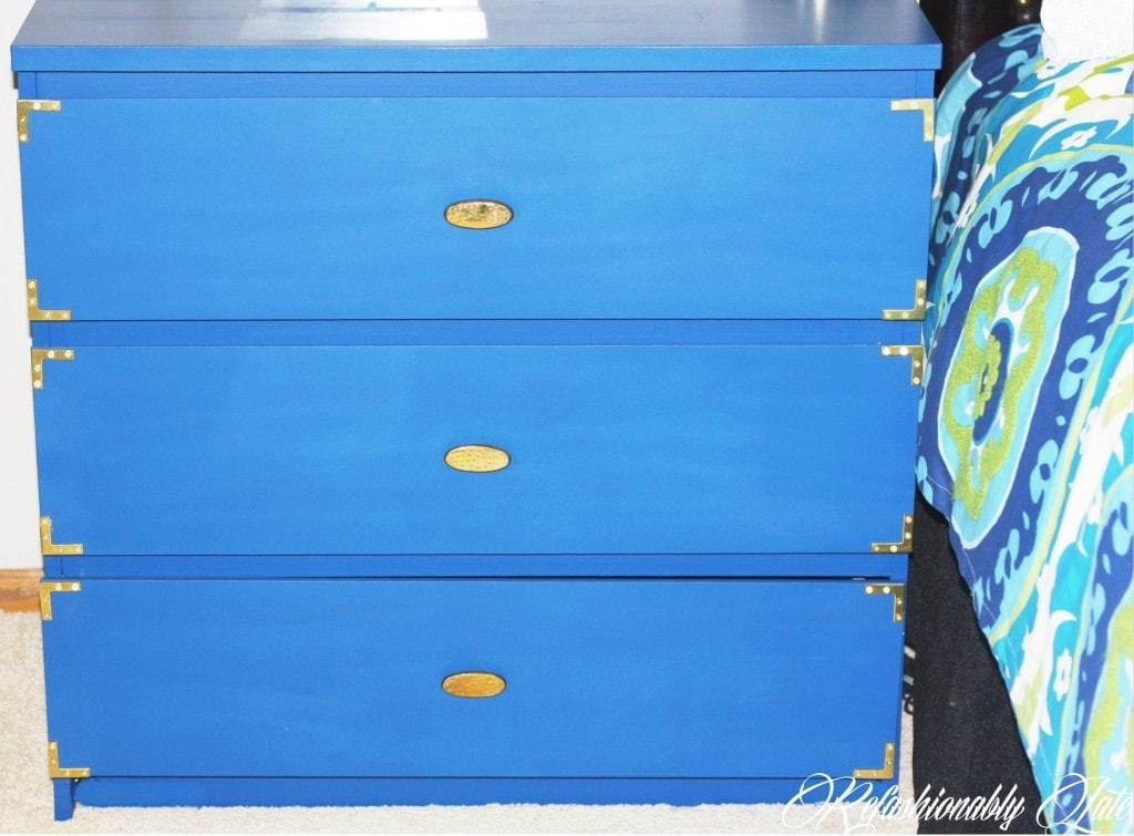 IKEA Malm Hack - www.refashionablylate.com