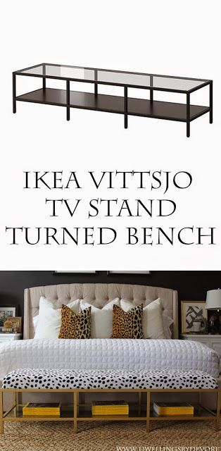 Ikea Bench 2