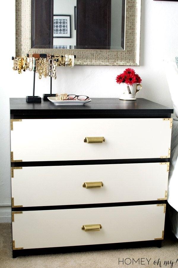Ikea dresser 2