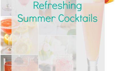 Friday Favorite: Refreshing Summer Cocktails 12