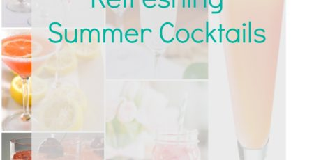 Friday Favorite: Refreshing Summer Cocktails 12