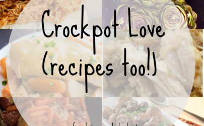 Friday Favorite: Crockpot Love 7