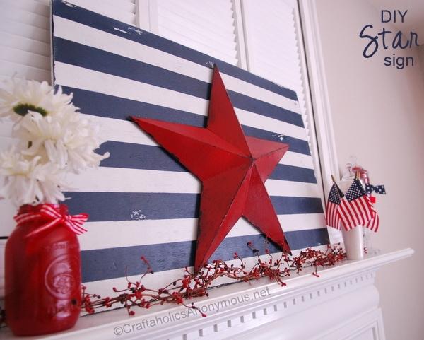 DIY Star Sign