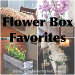 Friday Favorite: Flower Boxes
