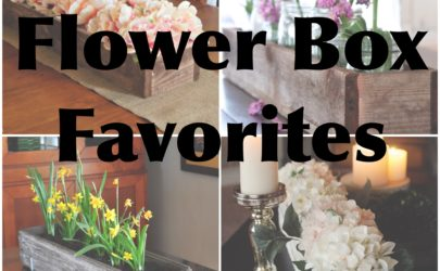 Friday Favorite: Flower Boxes 6