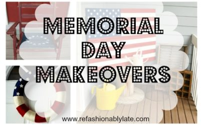 Memorial Day Makeovers 11