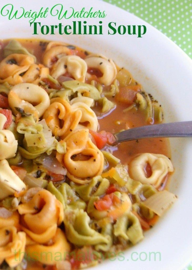 WW Tortelinni Soup