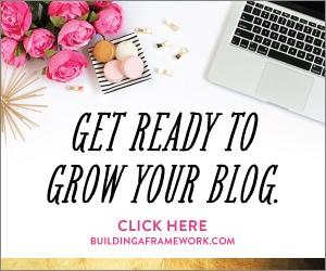 Building a Framework Ad