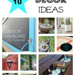 Friday Favorites: Outdoor Decor