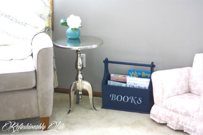 Book Storage - www.refashionablylate.com