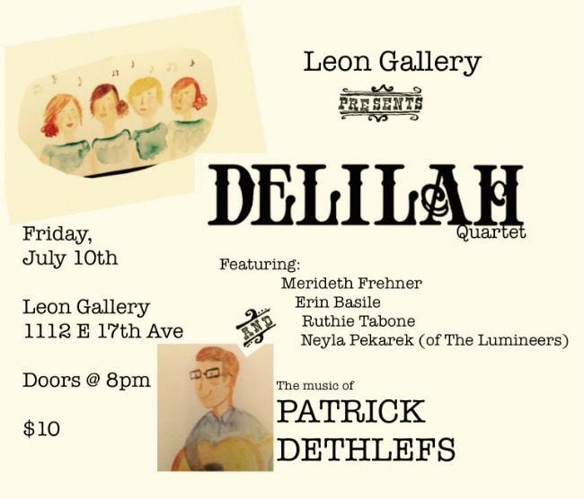 Delilah Concert - www.refashionablylate.com