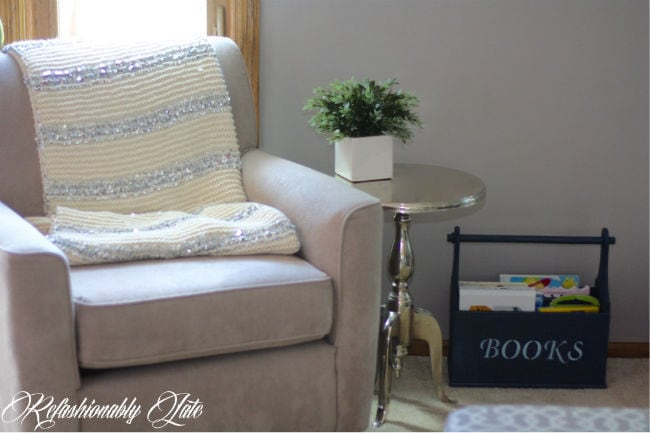 Adding Color to Your Space - www.refashionablylate.com