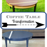 Coffee Table Transformation