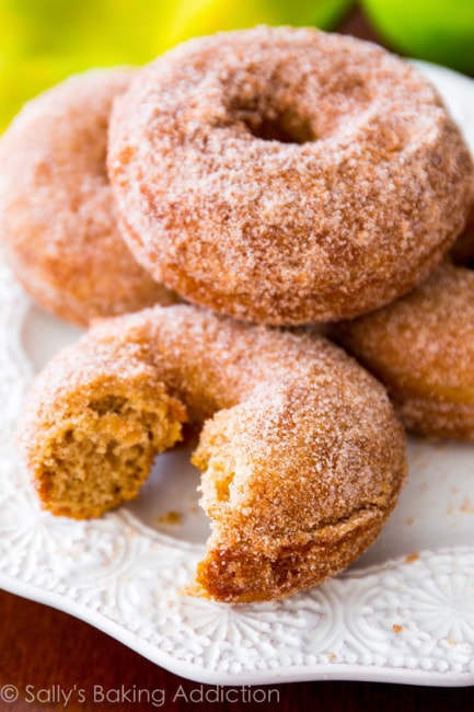 ... mouth pumpkin cookies butterfinger fudge spiced apple cider donuts