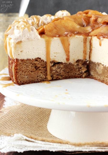 Caramel_Apple_Blondie_Cheesecake7