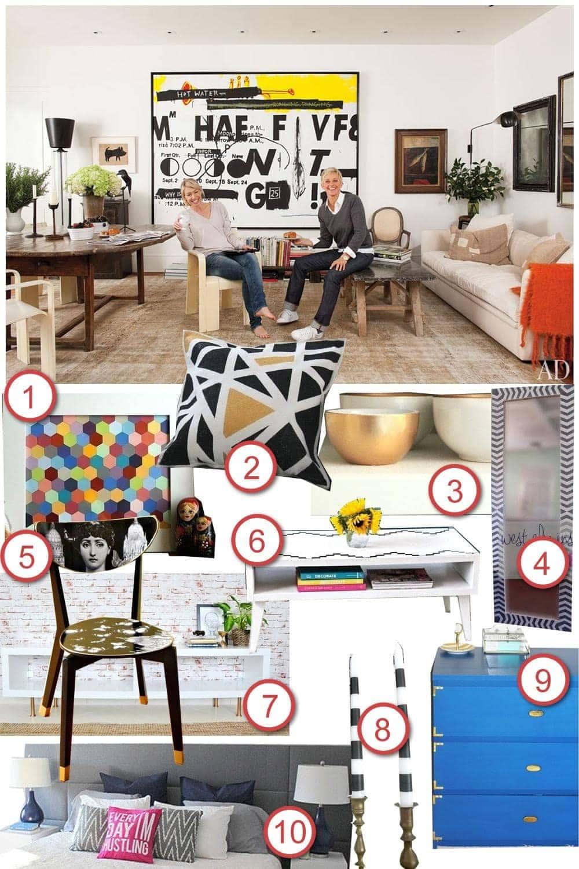 DIY The Room - www.refashionablylate.com