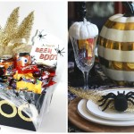 A Stylish Spooky Soiree