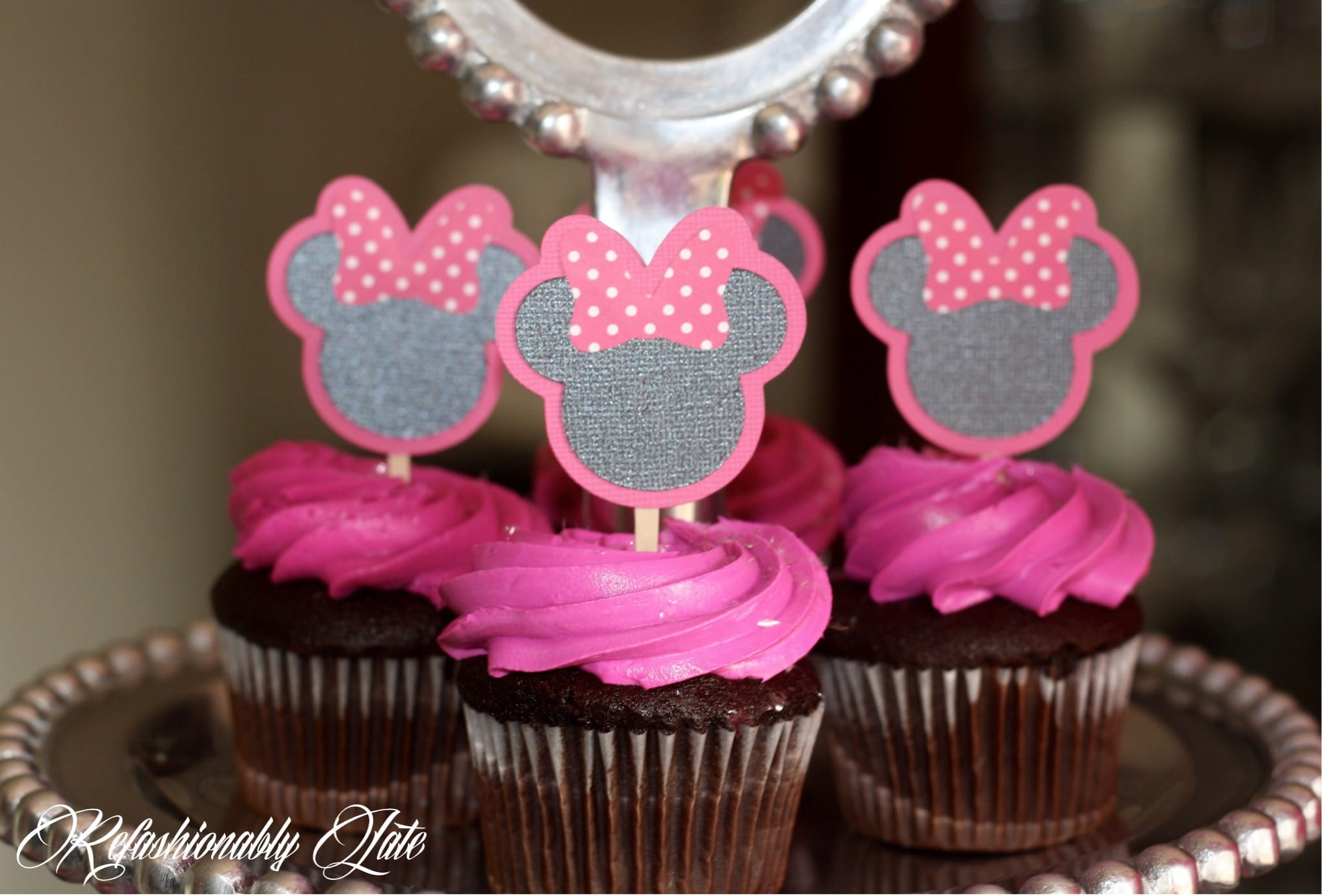 Minnie Mouse Birthday Party Refashionably Late
