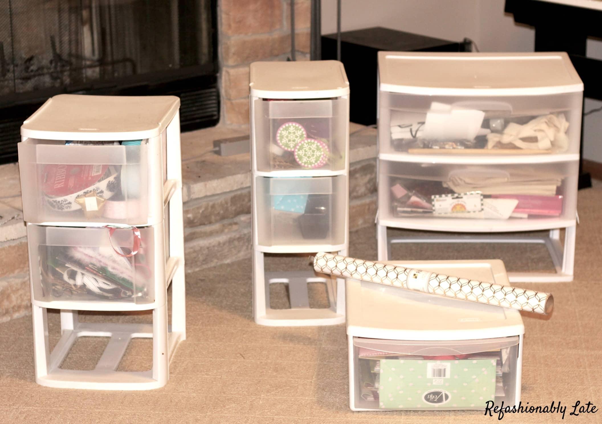 One Room Challenge Week 4 - www.refashionablylate.com