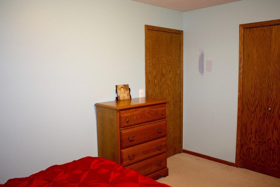 Guest Room One Room Challenge Week 1 - www.refashionablylate.com