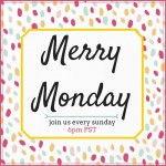 Co-Hosting at Merry Monday