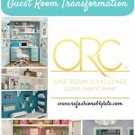 One Room Challenge Week 3