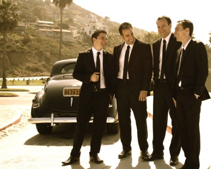 The Crush Quartet - www.refashionablylate.com