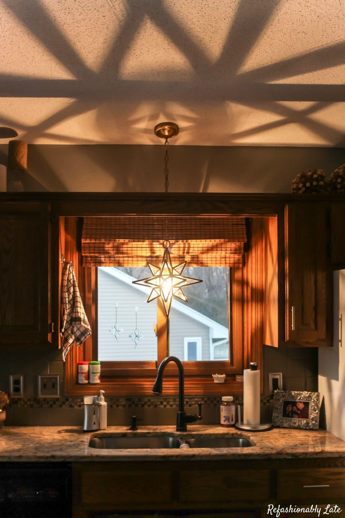 How to Change a Light Fixture - www.refashionablylate.com