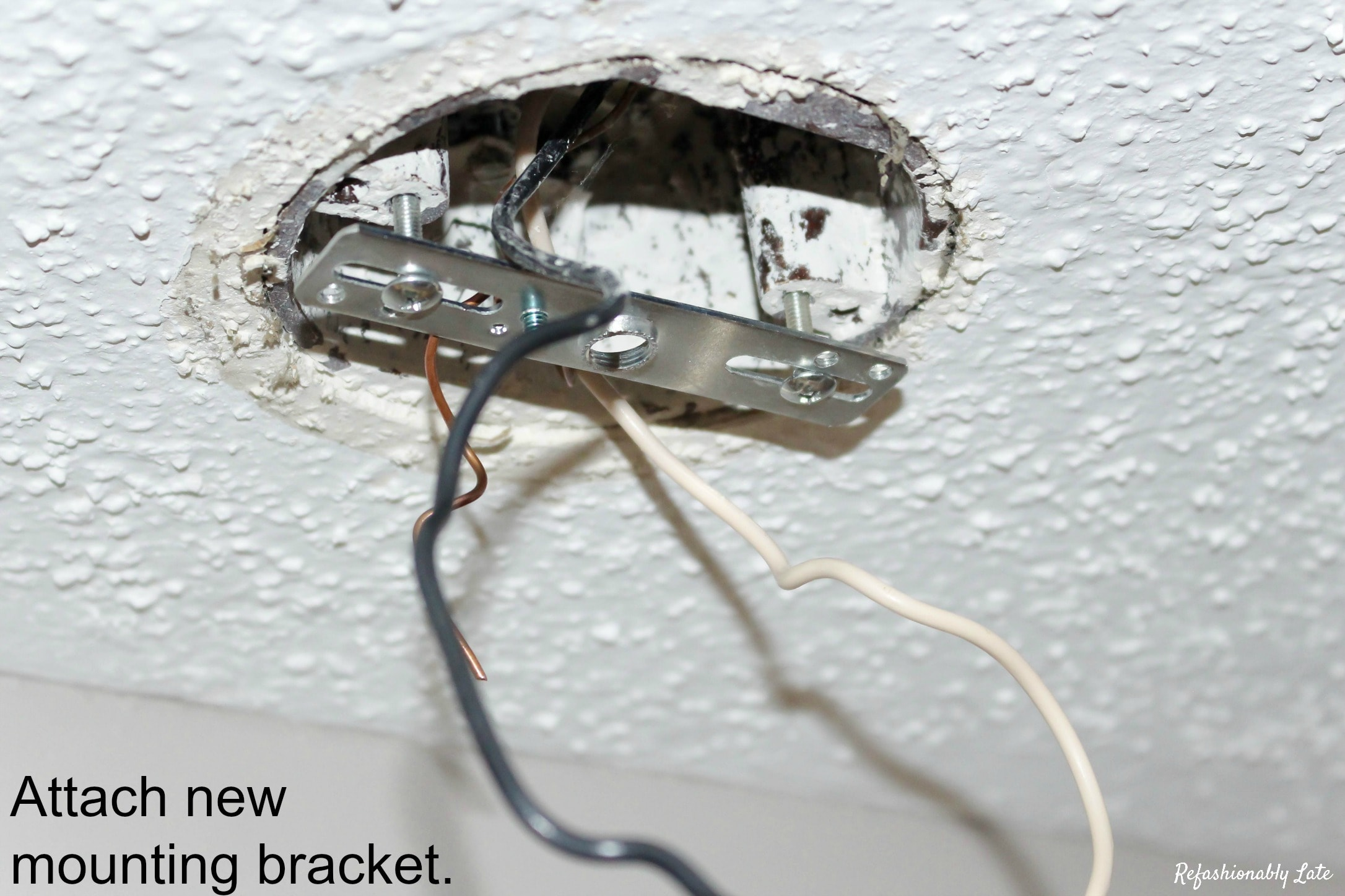 how to change a light fixture youtube