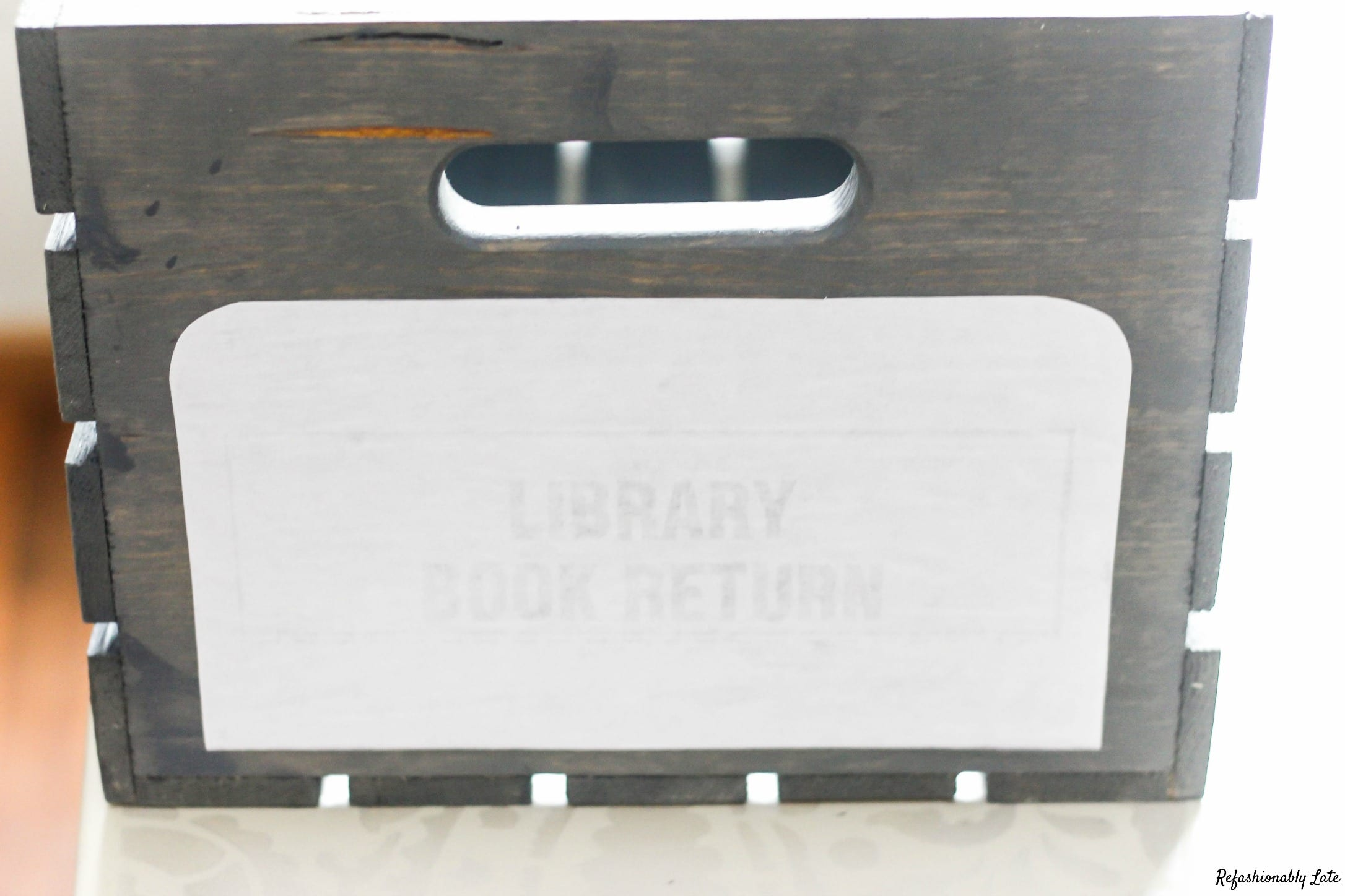 Library Book Storage - www.refashionablylate.com