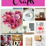 10 Quick and Easy Valentine Crafts