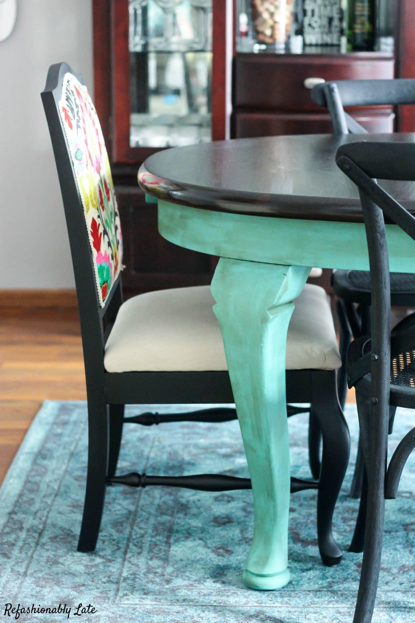 Dining Room Do Over - www.refashionablylate.com
