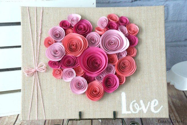 10 Quick And Easy Valentine Crafts   Www.refashionablylate.com