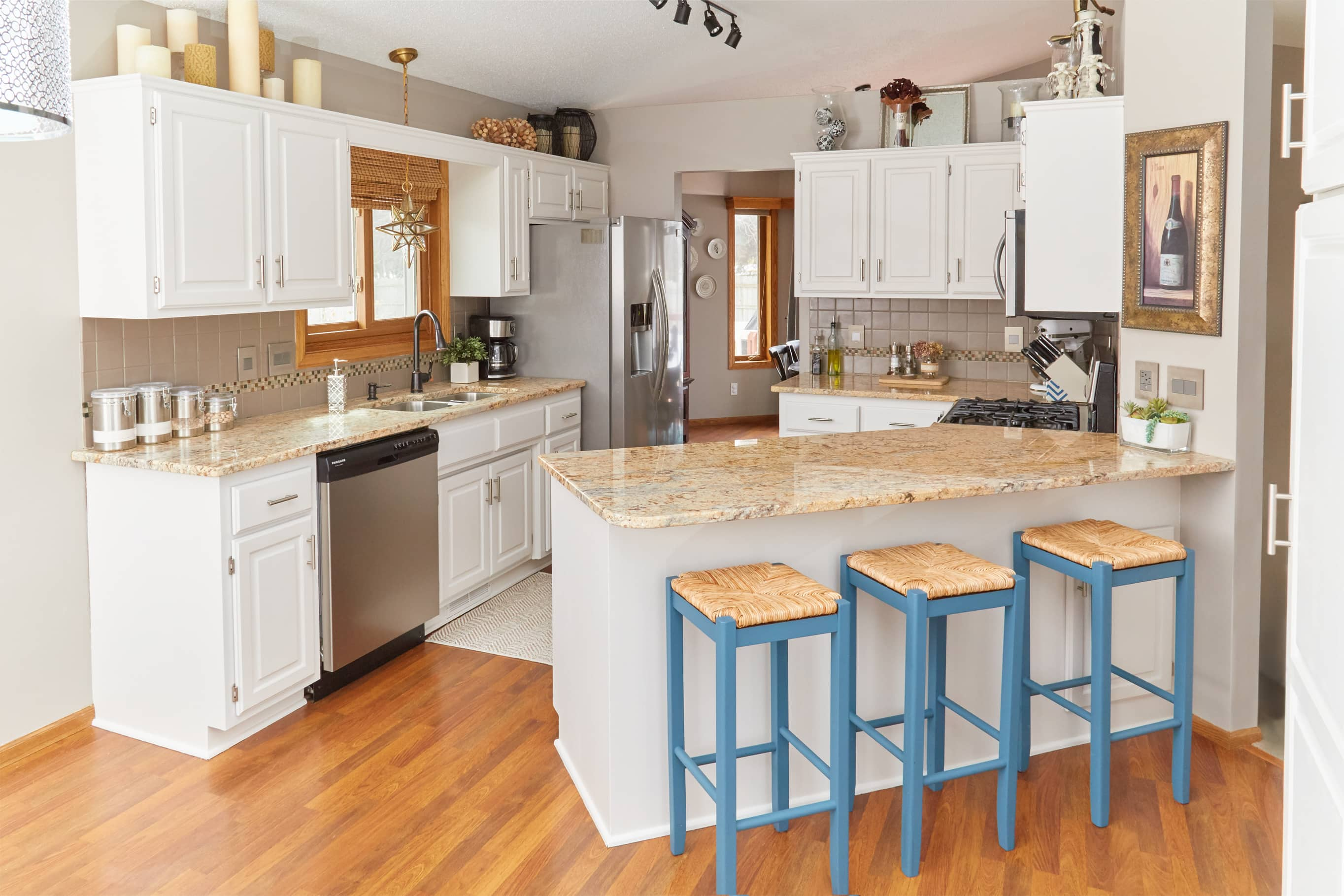 Paint Your Kitchen Cabinets The Best Way To Paint Your Kitchen Cabinets Refashionably Late