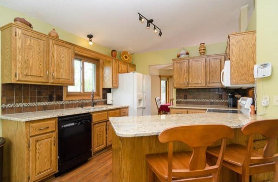 Kitchen Reveal - www.refashionablylate.com