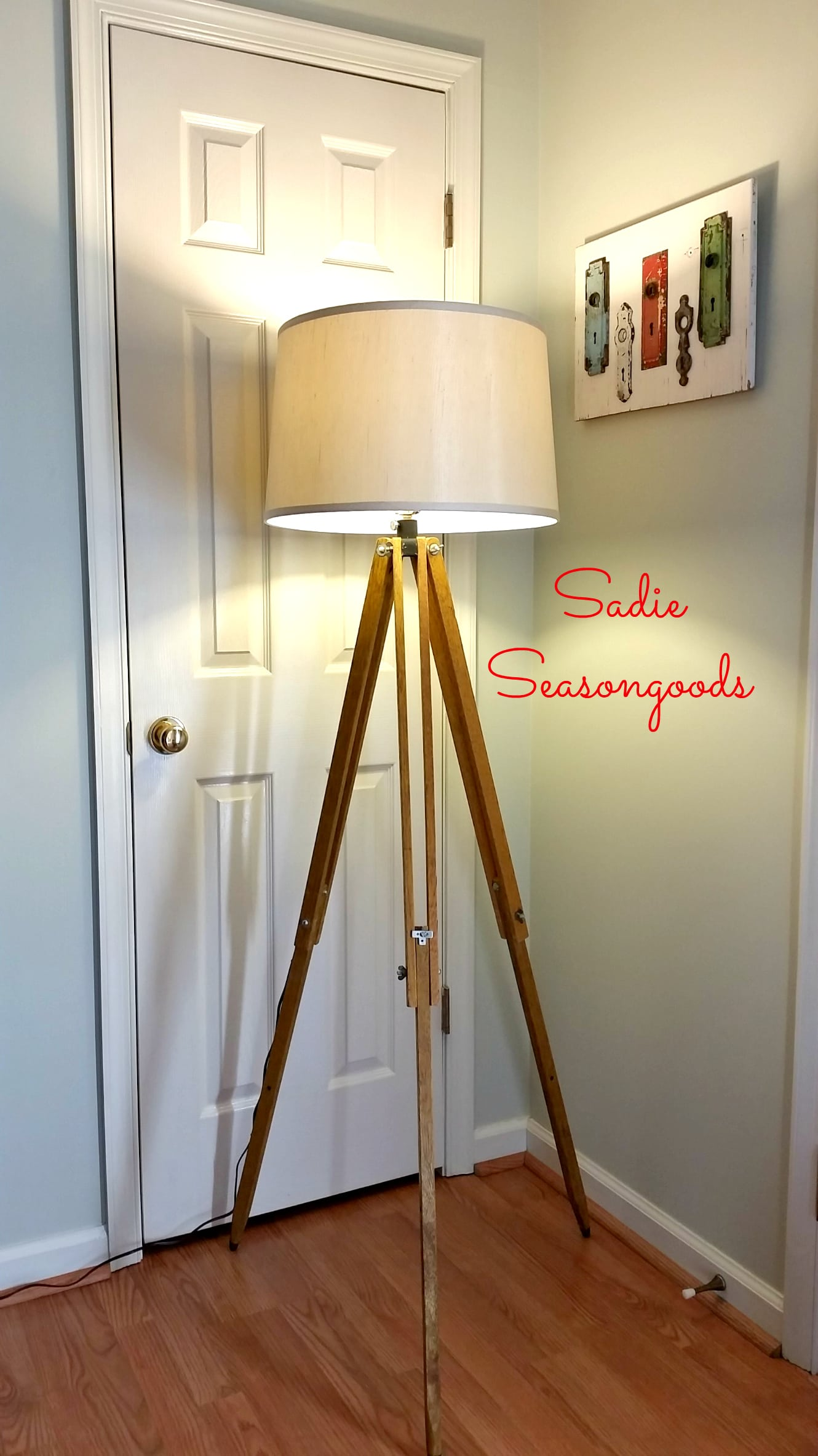 DIY Lamp Makeovers - www.refashionablylate.com