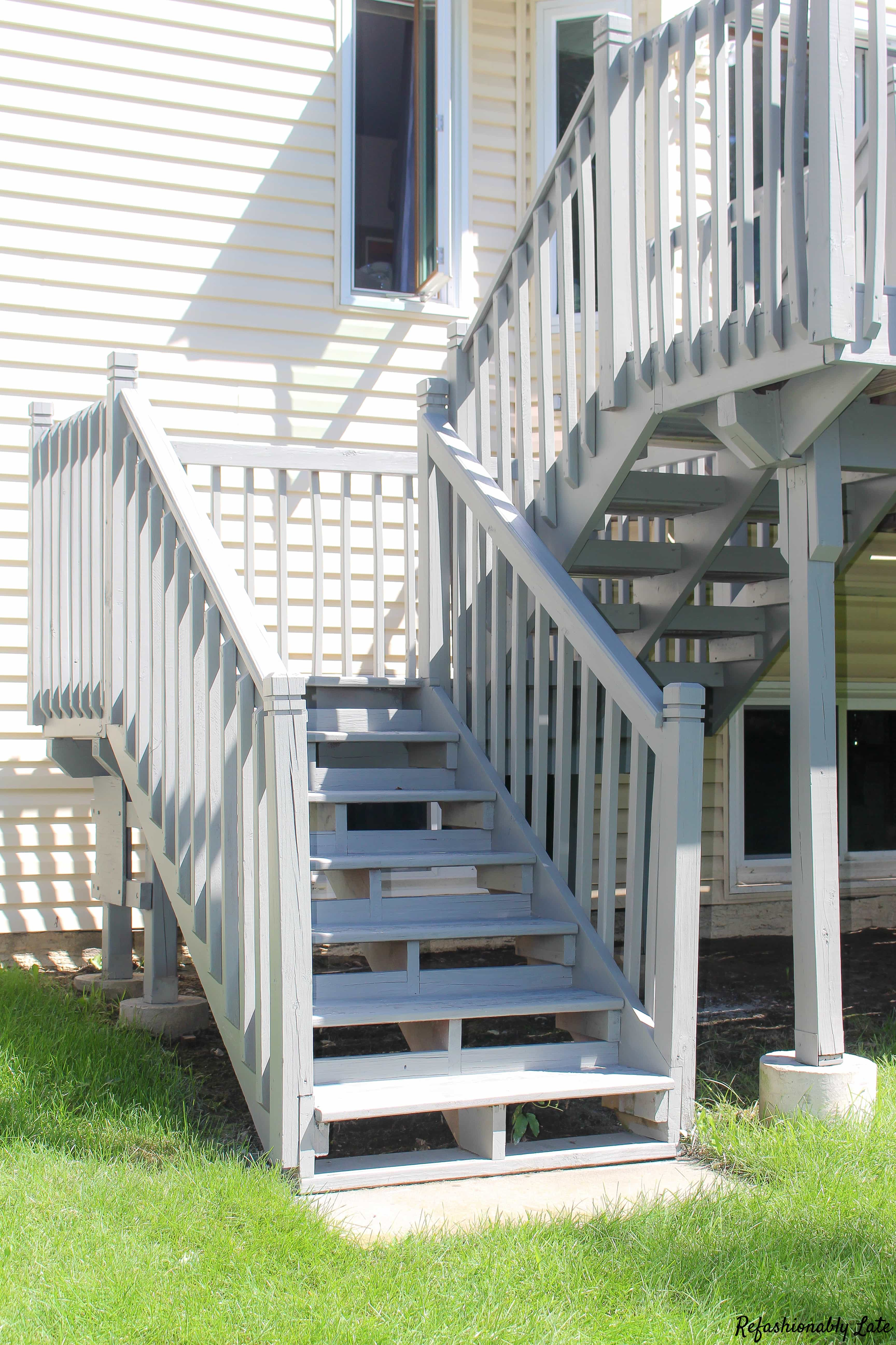 A fresh coat of paint how to paint your deck refashionably late a fresh coat of paint how to paint your deck refashionablylate baanklon Images