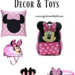 My Daughter's Favorite Minnie Mouse Toys & Decor