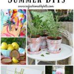 12 Summer DIYs