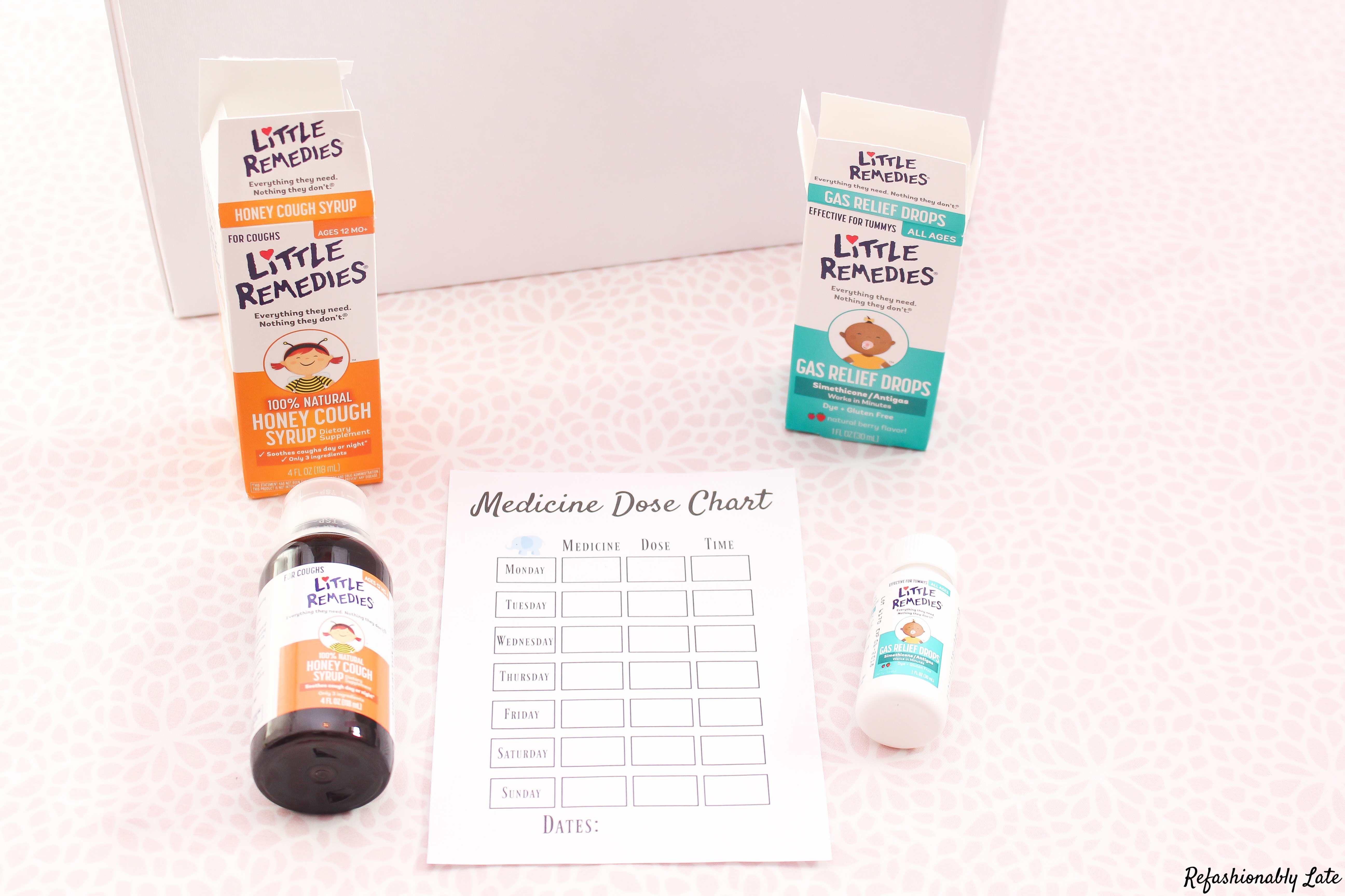 Being Prepared for Baby - www.refashionablylate.com