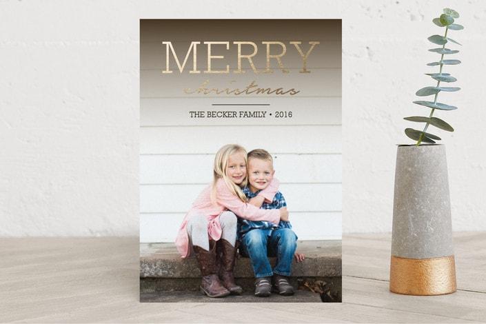My Top Ten Holiday Card Choices - www.refashionablylate.com