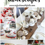 15 Gorgeous Christmas Tablescapes