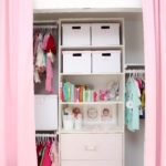 Organized, Affordable and Cute Closet Makeover